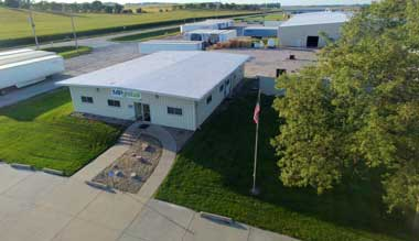 MP Global Products Building Aerial Photo