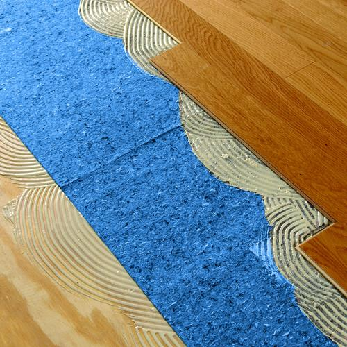 Hardwood Floor Underlayment Ultimate