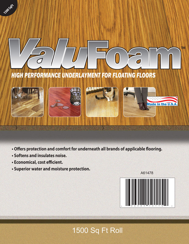ValuFoam - 1500 sq. ft.