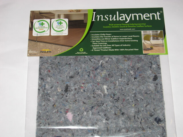 Insulayment Sample
