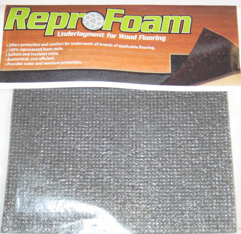 Repro Foam Sample