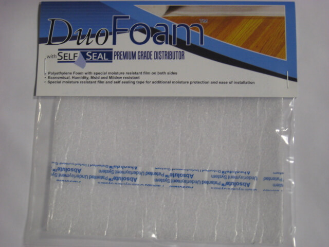 DuoFoam Sample