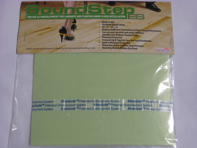 Sound Step ES Green - sample